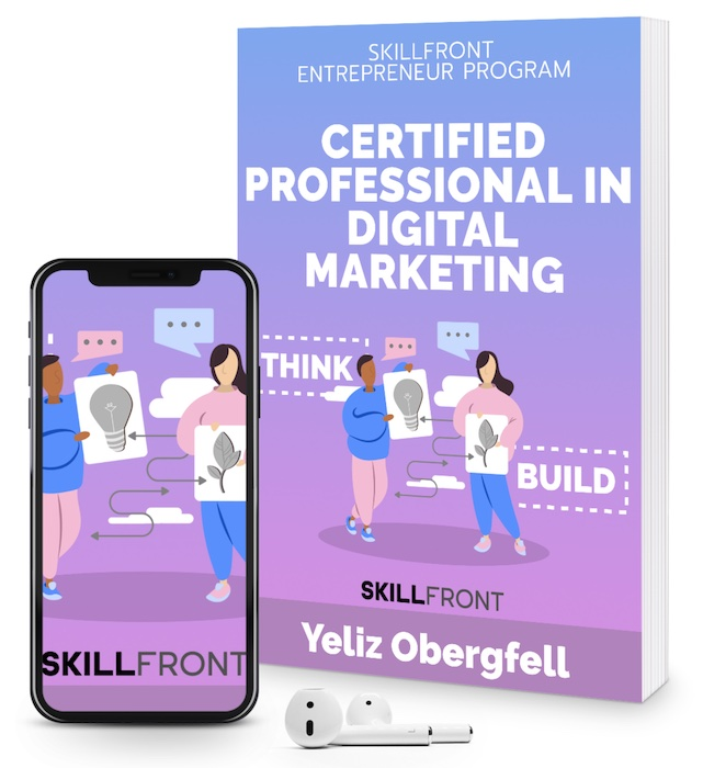 SkillFront Certified Professional In Digital Marketing™ (CPDM™)